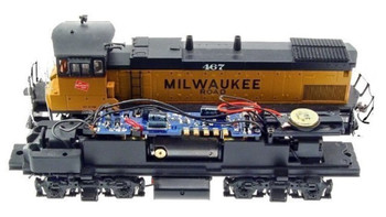 MRC HO Drop-In Sound Decoder: Athearn MP15 For DC And DCC