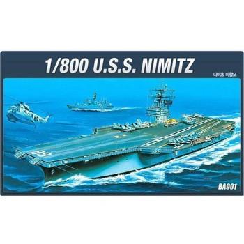 Academy 14213 1/800 USS NIMITZ CVN-68
