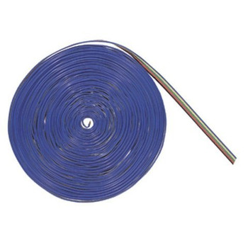 50' Ribbon Wire, 26 Gauge/5-Conductor
