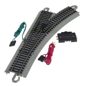 Bachmann 44562 HO Scale E-Z Track Remote Turnout - Right