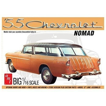 AMT 1005 1:25 1955 Chevy Nomad Wagon