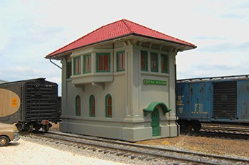 Bachmann 35114 HO Scale Central Junction Switch Tower