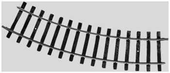 Marklin 5922 Curved Track 1st Curve 300mm (1)