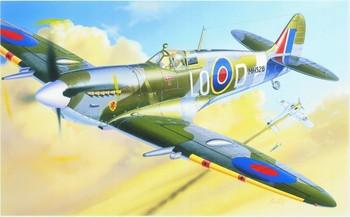 Italeri 094 Spitfire Mk9 1:72 Plastic Kit
