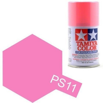 Polycarbonate PS-11 Pink, Spray 100 ml