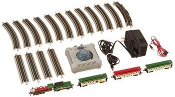 Bachmann 24017 N Scale Spirit Of ChrisThomas Ready To Run Electric Train Set