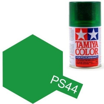 Polycarbonate PS-44 Translucent Green, Spray 100 ml