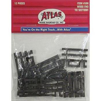 Atlas 598 HO CD 83 FLEX END TIES 12