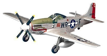 Academy 12485 1:72 Scale Kit The Fighter of World War II P-51D Model Kit