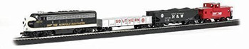 Bachmann 00691 HO Scale Thoroughbred Ready to Run Train Set