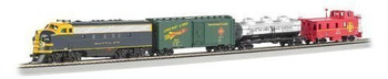 Bachmann 00826 HO Scale Thunder Chief DCC Train Set with DCC Sound Locomotive