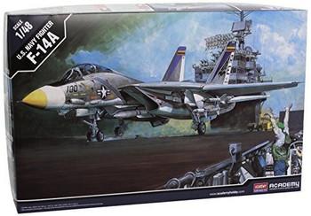 Academy 12253 1:48 Scale Kit F-14a Tomcat