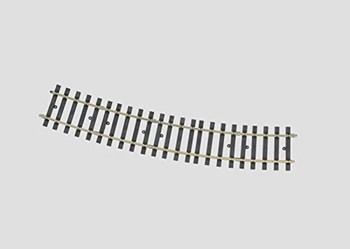 Marklin 59072 G1 Curved track 22,5 Degree 1176 mm(H1040-2)