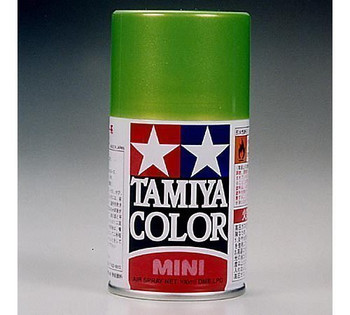 Spray Lacquer TS-52 Candy Lime