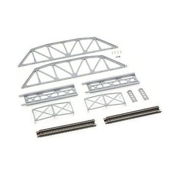 ATLAS MODEL 2571 Code 80 Truss Bridge Silver N