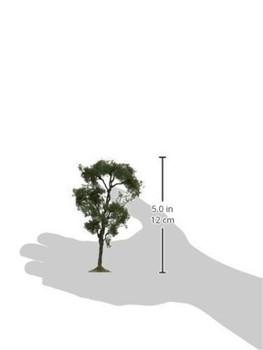 "Bachmann 32011 HO Scale 3""- 4"" Maple Trees - 3 Per Box"