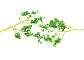 Bachmann 32646 Scenery Scene Scapes Wire Foliage Branches 60 Wire Train, Dark Green