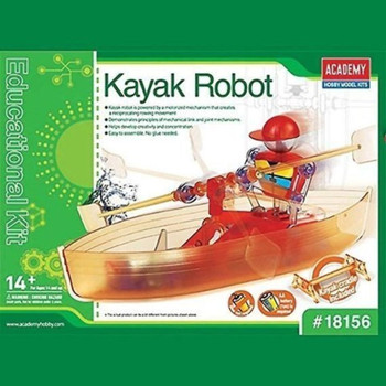 Academy 18156 KAYAK ROBOT