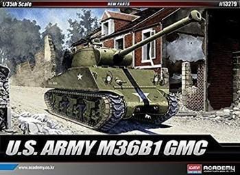 Academy 13279 1:35 M36B1 GMC US ARMY