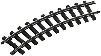 Bachmann 94501 G Scale 4' Diameter Curved Steel Alloy Track (4 Piece)