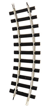 Bachmann 94501 Large Scale Curved Track Steel Track (4 PK)