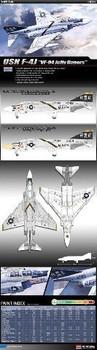 Academy 12305 1:48 F-4J VF-84 JOLLY ROG