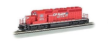 Bachmann 67201 HO Scale CP Rail #5612 Diesel Locomotive