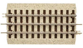 "Atlas 1001053 O Industrial Rail 5.5"" Straight (4)"