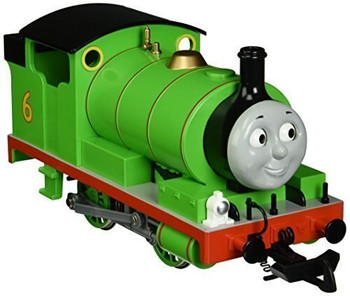 Bachmann 91402 G Scale Thomas & Friends - Percy with Moving Eyes Locomotive