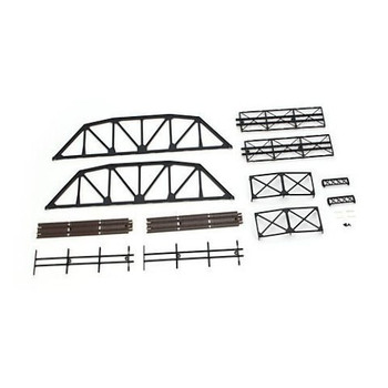 Atlas 2070 N CD 55 BLK TRUSS BRIDGE