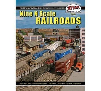 Atlas 7 Nine N Scale Railroads