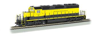 Bachmann 60914 HO Scale  SD40-2 DCC New York, Susquehanna & Western #3018