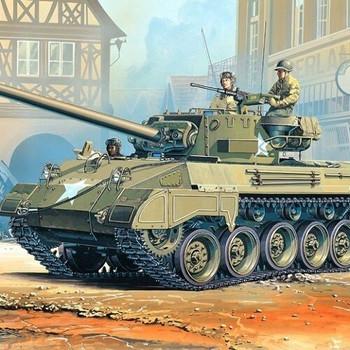 Academy 13255 1:35 M18 NELICAT US ARMY