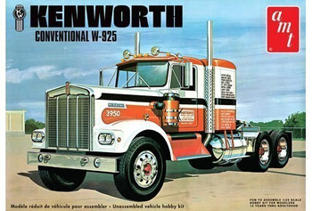 AMT 1021 1:25 Kenworth W925 Conventional