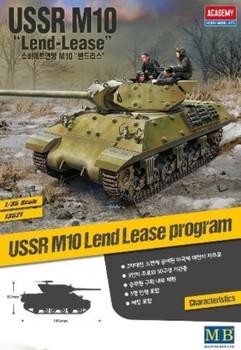 Academy 13521 1:35 USSR M0 LEND LEASE