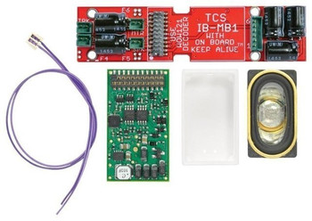 Train Control Systems 1743 WDK-LIF-3 WOW KIT