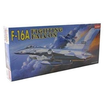 Academy 12444 1:72 YF-16A FALCON USAF