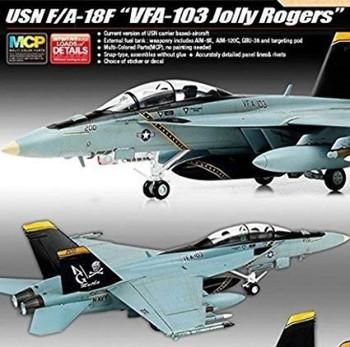 Academy 12535 1:72 FA18F USN VFA 103