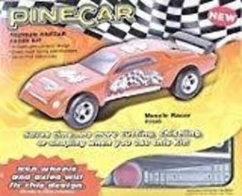 PineCar P3948  MUSCLE RACER PREMIUM KIT