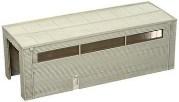 Bachmann 35115 HO Scale Single Stall Shed