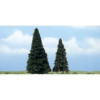 "Woodland Scenics Premium Evergreen Tree, 4-5"" WOOTR1626"