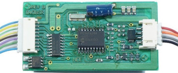 NCE 5240111 D408 decoder 4 amp, 9 functions
