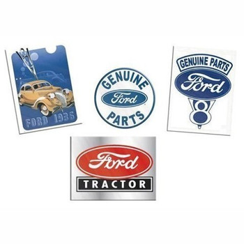 6-22428 KL Tin Sign Replica Ford (4)