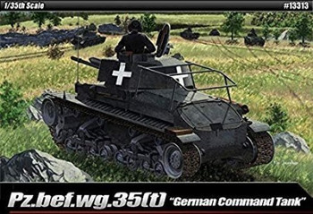 Academy 13313 1:35 GERMAN COMMAND TANK