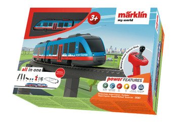 Marklin 29307 HO MYWORLD AIRPRT STRTSET