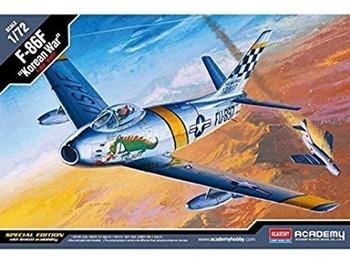 Academy 12546 1:72 F-86F KOREAN WAR