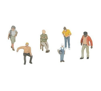 MTH MTH3011072 O Assorted Figures #2 (6)
