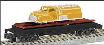 AF 6-49084 S Scale Pennsylvania Gas Unloading Car