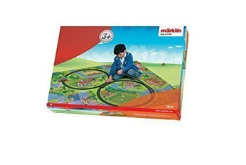 "Marklin My World ""Railroad"" Play Mat Train"