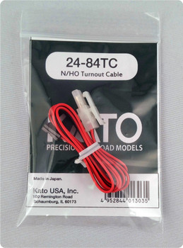 Kato 24-84TC N & HO Replacement Turnout cable [1 pc]